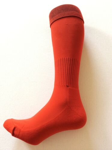 KIDS ADULTS KNEE HIGH QUALITY SONDICO FOOTBALL RUGBY SOCKS SKY LIGHT BLUE OR RED