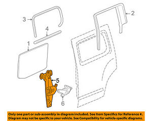 Hummer GM OEM 06-10 H3 Rear Door-Window Regulator 25964205 | eBay on gm starter diagram, gm headlight switch diagram, gm brake shoes diagram, gm fan clutch diagram, gm power brake booster diagram, gm horn diagram, gm steering column diagram, gm alternator diagram, gm ignition module diagram, gm seat motor diagram, gm engine diagram, gm transmission diagram, gm distributor diagram, gm speaker diagram, gm fuel line diagram, gm neutral safety switch diagram, gm fuse box diagram, gm brake proportioning valve diagram, gm relay diagram, gm carburetor diagram,
