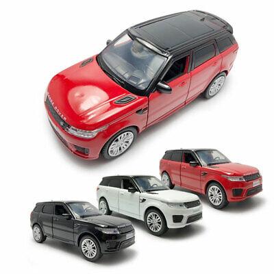 Land Rover Range Rover Sport SUV 1:32 Model Car Diecast Toy Vehicle Kids Gift