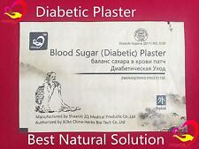 10pcs Diabetes Type 2 treatment lower blood glucose cure diabetic patch