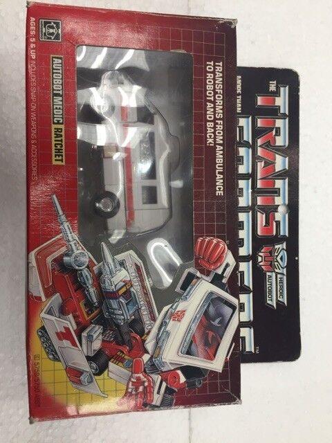 1984 Transformers Autobot Ratchet  by Hasbro  negozio online