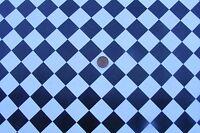 1:12 Dolls House Black & White Marble Effect (60cm X 43cm) A2 Tile Paper 5881