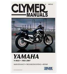 yamaha vmx1200 1200 v max vmax service repair shop manual 85 07 ebay rh ebay com yamaha vmax 600 manual pdf yamaha vmax shop manual