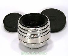 Helios-44 lens 2/58 mm 13 blades for old SLR Zenit M39 mount.№0209618.Exc