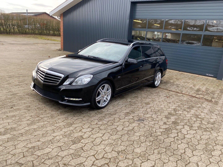 Mercedes E350 3,0 CDi Avantgarde stc. aut. 4Matic BE 5d - 279.900 kr.