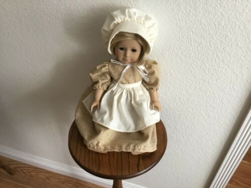 Colonial Doll Dress Set Fits American Girl Doll