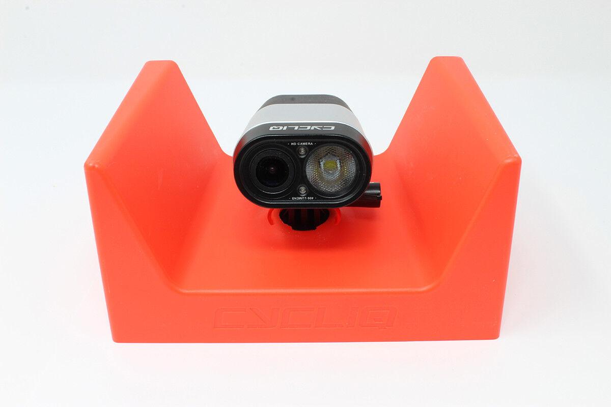 NEW Cycliq Fly 12 HD Bike Camera and Front Light - Damaged box