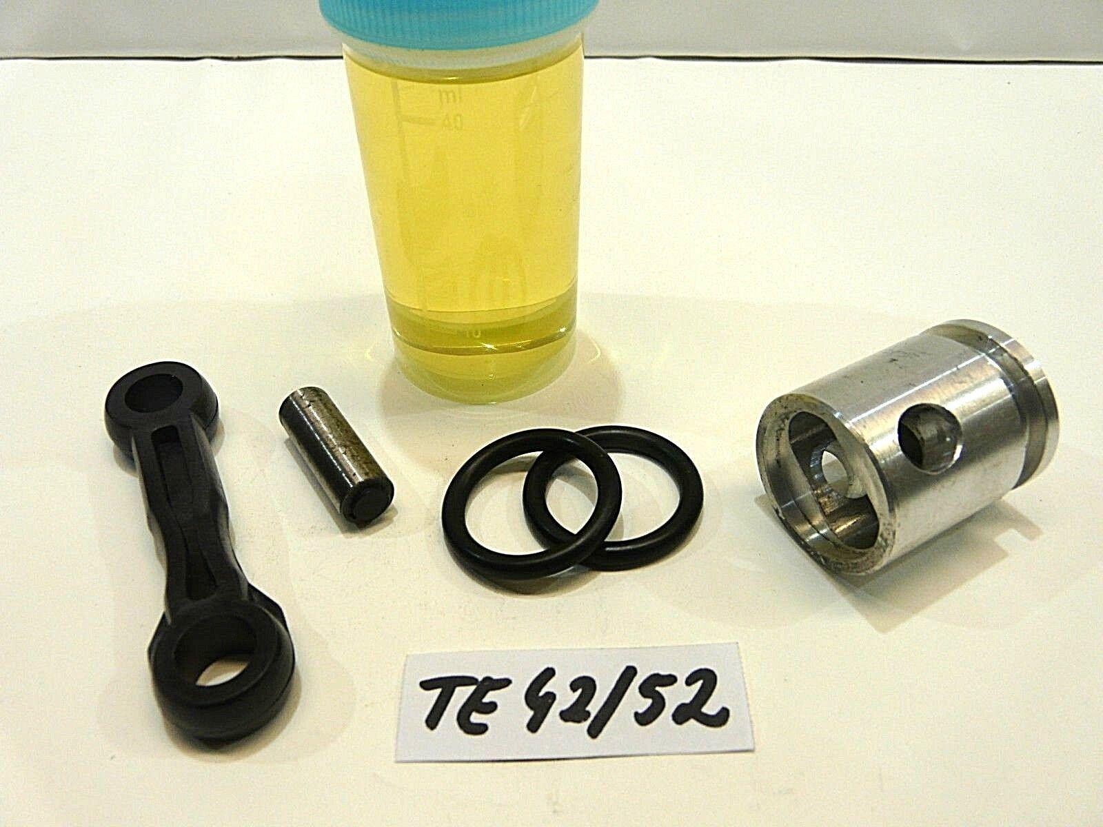 Hilti TE 42   52, Erregerkolben+ Pleuel +Bolzen + 2 x O-ring vom Schlagwerk + Öl