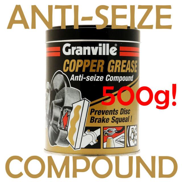 Granville 0149 Composé d'assemblage de freins anti-grincement graisse de cuivre