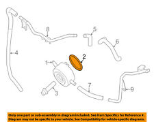 For 2007-2013 Nissan Altima Oil Cooler 28541RW 2008 2012 2009 2010 2011 Coupe