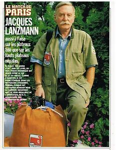 100% Vrai Coupure De Presse Clipping 1994 (3 Pages) Jacques Lanzmann