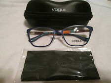 Vogue cat;s eye style glasses frames. New with case. VO 3975.
