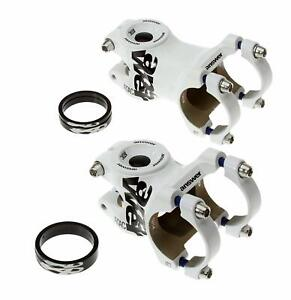 Answer-Atac-Ame-Bike-Bicycle-Handlebar-Stem-0-31-8mm-x-28-6mm-White