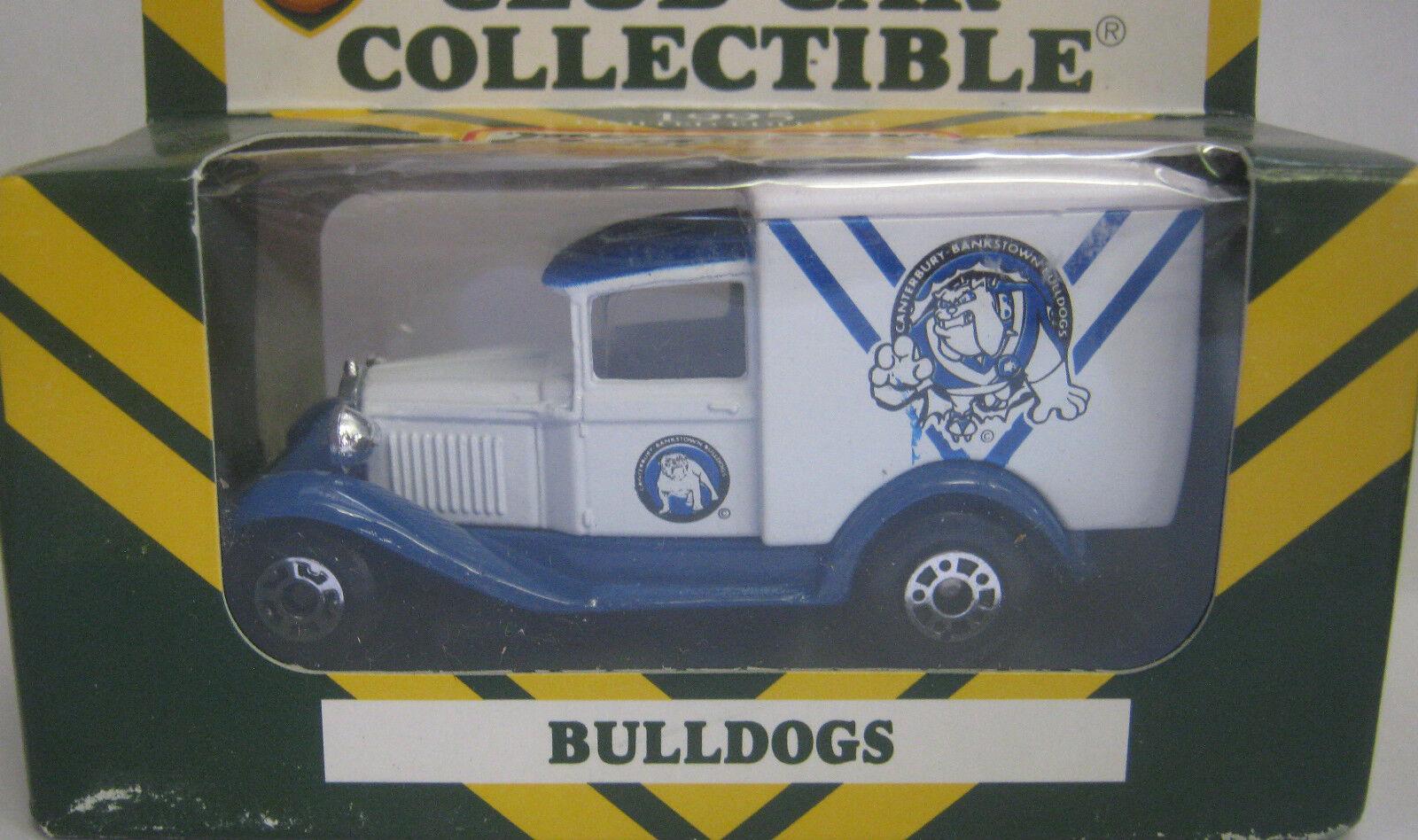 Matchbox 1 64 ARL  Australia  Rugby Leage Canterbury Bulldogs