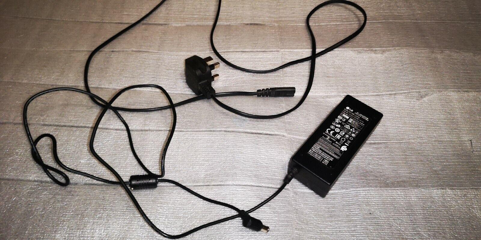 Lg Tv Power Supply Ac Adapter 19v 3.42a 32