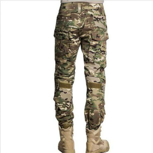 Tactical Combat Uniform Shirt Pants G3 Airsoft GEN3 Camo MultiCam BDU CP