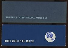 1966 1967 US Special MINT Sets - With