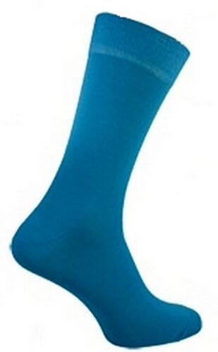 Damen Neon Socken Teddy farbenfrohe Mädchen Verkleidung Acryl Größe 4-6 NEU