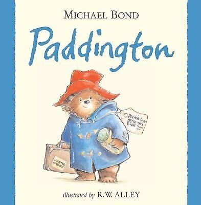 PADDINGTON by Michael Bond NEW children's hardcover picture book bear classic