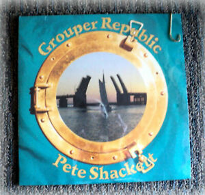 PETE-SHACKETT-Grouper-Republic-RARE-SEALED-With-FISH-HOOK-New-Vinyl-LP-1988-MINT