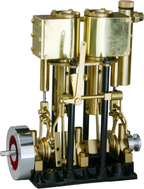 Saito T3dr Steam Engine For Model Ship Tracking Number For Sale Online Ebay