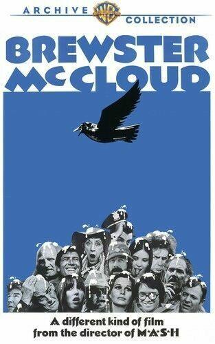 Brewster Mccloud 1970 Blu Ray Bud Cort Sally Kellerman Michael Murphy For Sale Online Ebay