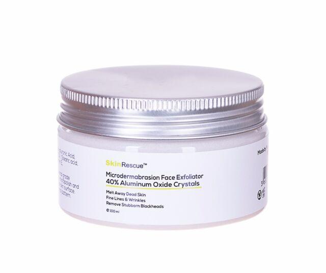 100ml Mikrodermabrasion Peeling Creme Akne Antifalten offene Poren Peeling Haut