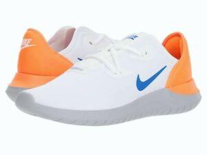 2050c09f75f8 Nike Men s White Hyper Coral Wolf Grey Hakata Lifestyle Sneakers ...