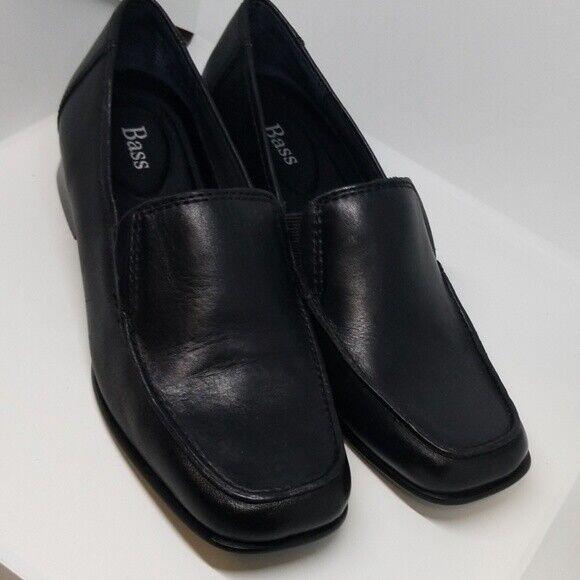vendita di fama mondiale online New Bass Linda Linda Linda nero loafers 5M  negozio online