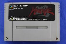 Nintendo Super Famicom Hagane Japan SFC SNES