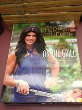 Fabulicious - On the Grill : Teresa Giudice, Brand New, FREE Shipping !!