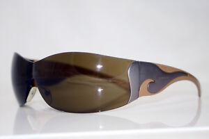 cb151256bea ... cheap image is loading prada womens designer sunglasses beige shield spr  58f bc0c2 a374f