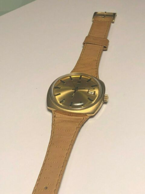 NEW OLD STOCK 1970's VINTAGE TISSOT 7 SEVEN MEN'S AUTOMATIC WRISTWATCH