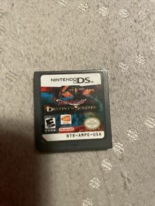 Mage Knight: Destiny's Soldier (Nintendo DS, 2006) AUTHENTIC