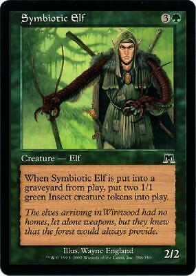 NM Onslaught Foil Elvish Pathcutter MTG