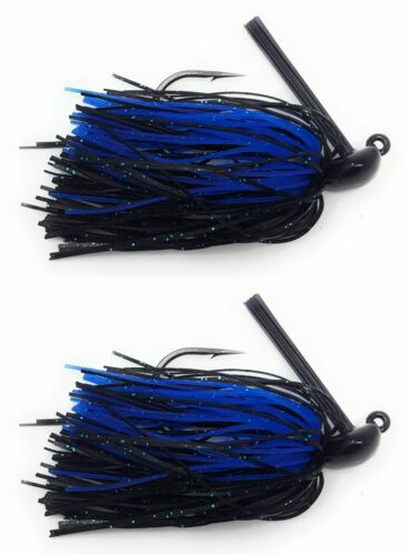 Reaction Tackle High Quality TUNGSTEN Flipping Jigs Many Colors!!! 2-PACK