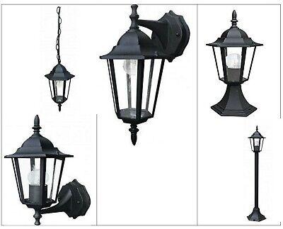 Laterne Wandleuchte Straßenlaterne für aussen  Beleuchtung Lampen
