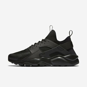 SCARPE SNEAKERS UNISEX NIKE ORIGINAL AIR HUARACHE RUN ULTRA 819685 P/E 2017 NEW