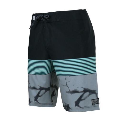 Men/'s Teen/'s Beachshorts Board Shorts 34 Size Beach Tide Sailing Swim Trunks Blu