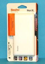 39eac2a71c6753 item 2 Besiter Maya 20000mAh Series Portable Charger External Battery Pack  Power Bank -Besiter Maya 20000mAh Series Portable Charger External Battery  Pack ...