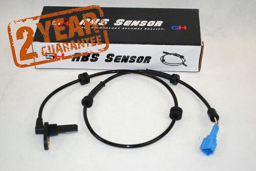 Tout Neuf Arrière Gauche Capteur ABS pour Nissan Primera P12//GH-712267V//