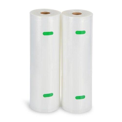 Utopia Alley FS1150 11 in Pack of 2 x 50 ft Vacuum Sealer Food Storage Roll