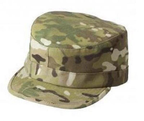 ARMY ACU MULTICAM OCP NyCo Uniform Military PATROL CAP Mütze Tarnmütze