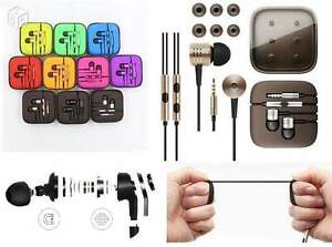 ECOUTEURS-XIAOMI-6-EMBOUTS-UNIVERSEL-KIT-MAINS-LIBRE-INTRA-AURICULAIRE-SILICONES