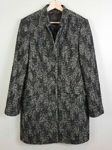 ESPRIT-Womens-Wool-Blend-Jacket-Coat-Size-AU-14-or-US-10