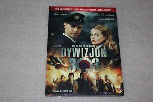 Dywizjon-303-Historia-prawdziwa-DVD-POLISH-RELEASE-SEALED-FILM-POLSKI