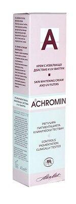 ACHROMIN Whitening Lightening Face  body Cream 45ml Anti dark age spots freckles