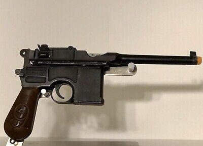 Mgc rmi mauser model m1916 c96 base han solo blaster dl-44