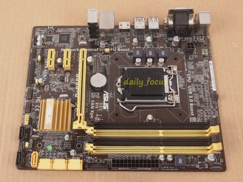 ASUS B85M-G Motherboard skt 1150 DDR3 Intel B85