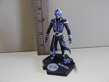 """#A343 Kamen Rider Anime 4""""in Black & Blue Outfit Masked Figure"""